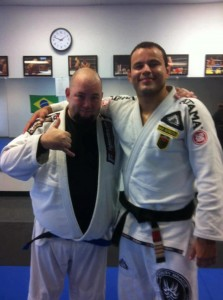 Mike Garza and Crosley Gracie