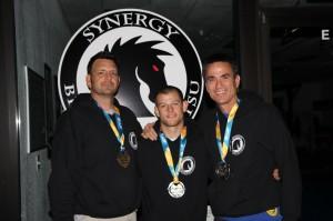 IBJJF Pan Jiu-Jitsu Medalists!